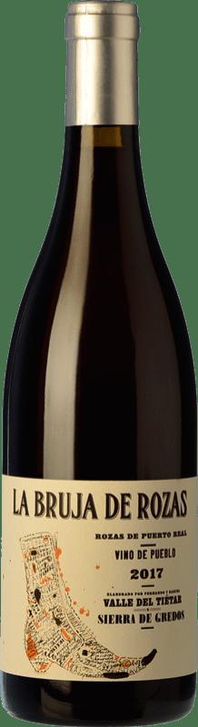 38,95 € Free Shipping | Red wine Comando G La Bruja Avería Joven D.O. Vinos de Madrid Madrid's community Spain Grenache Magnum Bottle 1,5 L