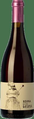 81,95 € Envoi gratuit | Vin rouge Comando G Reina de los Deseos Crianza D.O. Vinos de Madrid La communauté de Madrid Espagne Grenache Bouteille 75 cl