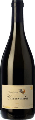 48,95 € Envoi gratuit | Vin blanc Contador Qué Bonito Cacareaba Crianza D.O.Ca. Rioja La Rioja Espagne Viura, Malvasía, Grenache Blanc Bouteille 75 cl