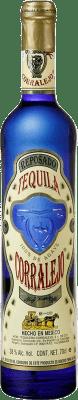 31,95 € Envoi gratuit | Tequila Corralejo Reposado Mexique Bouteille 70 cl