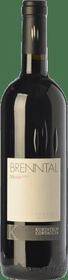 47,95 € Free Shipping | Red wine Cortaccia Brenntal D.O.C. Alto Adige Trentino-Alto Adige Italy Merlot Bottle 75 cl