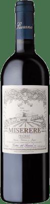 97,95 € Free Shipping | Red wine Costers del Siurana Miserere Crianza 2005 D.O.Ca. Priorat Catalonia Spain Merlot, Syrah, Grenache, Cabernet Sauvignon, Carignan Bottle 75 cl