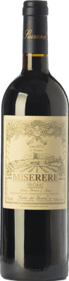 91,95 € Envoi gratuit | Vin rouge Costers del Siurana Miserere Crianza 2005 D.O.Ca. Priorat Catalogne Espagne Merlot, Syrah, Grenache, Cabernet Sauvignon, Carignan Bouteille 75 cl