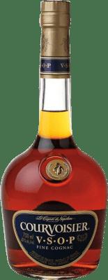 24,95 € Envío gratis | Coñac Courvoisier V.S.O.P. Very Superior Old Pale A.O.C. Cognac Francia Botella 70 cl
