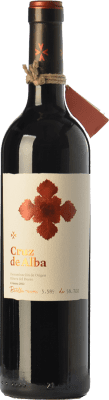 14,95 € Envoi gratuit | Vin rouge Cruz De Alba Crianza D.O. Ribera del Duero Castille et Leon Espagne Tempranillo Bouteille 75 cl