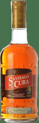 15,95 € Free Shipping | Rum Cubaron Santiago de Añejo Cuba Bottle 70 cl
