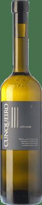 14,95 € Free Shipping | White wine Cunqueiro III Milenium D.O. Ribeiro Galicia Spain Godello, Loureiro, Treixadura, Albariño Bottle 75 cl
