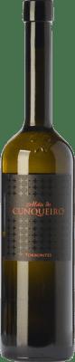 14,95 € Envoi gratuit | Vin blanc Cunqueiro Máis D.O. Ribeiro Galice Espagne Torrontés Bouteille 75 cl