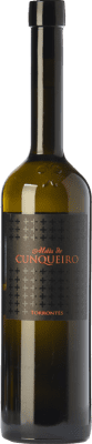 14,95 € Free Shipping | White wine Cunqueiro Máis D.O. Ribeiro Galicia Spain Torrontés Bottle 75 cl