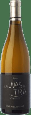 35,95 € Free Shipping | White wine Landi Las Uvas de la Ira Crianza D.O. Méntrida Castilla la Mancha Spain Albillo Bottle 75 cl