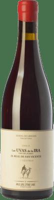 18,95 € Kostenloser Versand | Rotwein Landi Las Uvas de la Ira El Real de San Vicente Crianza D.O. Méntrida Kastilien-La Mancha Spanien Grenache Flasche 75 cl
