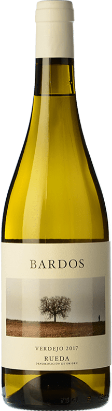 5,95 € Free Shipping | White wine Bardos Ars Romántica Joven D.O. Rueda Castilla y León Spain Verdejo Bottle 75 cl