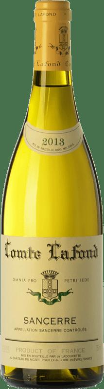 39,95 € Free Shipping | White wine Ladoucette Comte Lafond A.O.C. Sancerre Loire France Sauvignon White Bottle 75 cl