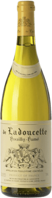 32,95 € Free Shipping | White wine Ladoucette A.O.C. Blanc-Fumé de Pouilly Loire France Sauvignon White Bottle 75 cl | Thousands of wine lovers trust us to get the best price guarantee, free shipping always and hassle-free shopping and returns.