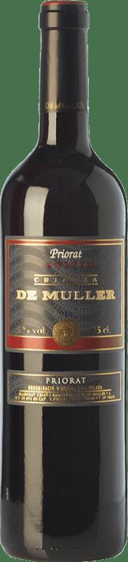 9,95 € Envoi gratuit   Vin rouge De Muller Legítim de Muller Crianza D.O.Ca. Priorat Catalogne Espagne Merlot, Syrah, Grenache, Carignan Bouteille 75 cl