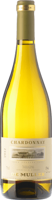 9,95 € Free Shipping | White wine De Muller Crianza D.O. Tarragona Catalonia Spain Chardonnay Bottle 75 cl
