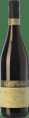 28,95 € Envío gratis | Vino tinto Degani D.O.C.G. Amarone della Valpolicella Veneto Italia Corvina, Rondinella, Molinara, Oseleta Botella 75 cl