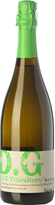 11,95 € Free Shipping | White sparkling DG Garay Blanc D.O. Penedès Catalonia Spain Chardonnay Bottle 75 cl | Thousands of wine lovers trust us to get the best price guarantee, free shipping always and hassle-free shopping and returns.