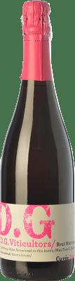 13,95 € Envío gratis | Espumoso rosado DG Garay Rosé D.O. Penedès Cataluña España Pinot Negro Botella 75 cl