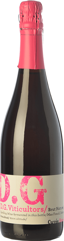 13,95 € Envoi gratuit | Rosé moussant DG Garay Rosé D.O. Penedès Catalogne Espagne Pinot Noir Bouteille 75 cl