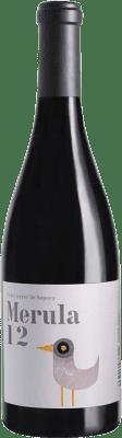 13,95 € Free Shipping | Red wine DG Merula Joven 2009 D.O. Penedès Catalonia Spain Merlot Bottle 75 cl