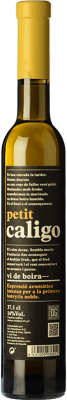 19,95 € Free Shipping | Sweet wine DG Petit Caligo D.O. Penedès Catalonia Spain Chardonnay, Sauvignon White Half Bottle 37 cl