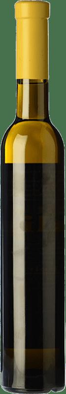 19,95 € Free Shipping | Sweet wine DG Petit Caligo D.O. Penedès Catalonia Spain Chardonnay, Sauvignon White Half Bottle 37 cl