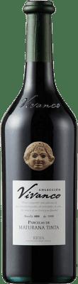 39,95 € Envío gratis | Vino tinto Vivanco Colección Parcelas de Maturana Crianza D.O.Ca. Rioja La Rioja España Maturana Tinta Botella 75 cl