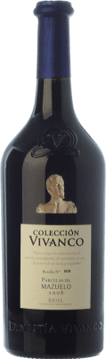 56,95 € Envoi gratuit | Vin rouge Vivanco Colección Parcelas Crianza D.O.Ca. Rioja La Rioja Espagne Mazuelo Bouteille 75 cl