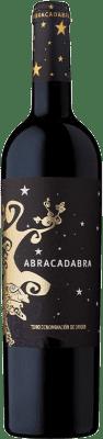 12,95 € Envío gratis | Vino tinto Divina Proporción Abracadabra Crianza D.O. Toro Castilla y León España Tinta de Toro Botella 75 cl