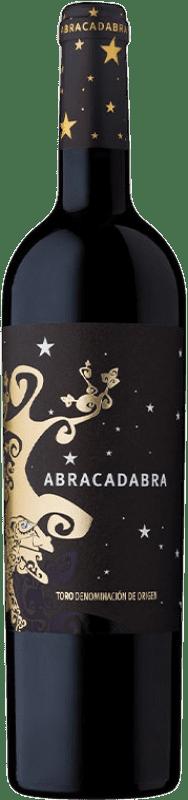 12,95 € Free Shipping | Red wine Divina Proporción Abracadabra Crianza D.O. Toro Castilla y León Spain Tinta de Toro Bottle 75 cl