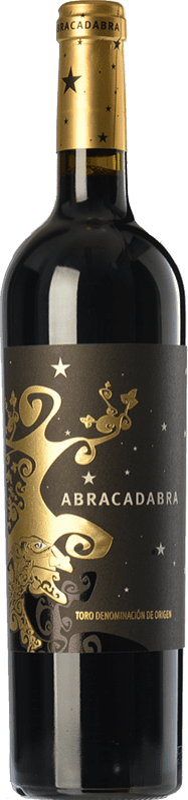 12,95 € Envoi gratuit | Vin rouge Divina Proporción Abracadabra Crianza D.O. Toro Castille et Leon Espagne Tinta de Toro Bouteille 75 cl