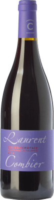 25,95 € Free Shipping | Red wine Domaine Combier Cuvée Laurent Combier Joven A.O.C. Crozes-Hermitage Rhône France Syrah Bottle 75 cl