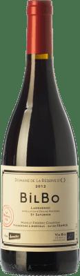21,95 € Free Shipping | Red wine Réserve d'O Marie et Frédéric Chauffray Bilbo Joven I.G.P. Vin de Pays Languedoc Languedoc France Syrah, Grenache, Cinsault Bottle 75 cl