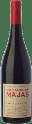 18,95 € Free Shipping | Red wine Domaine de Majas Ravin des Sieurs Joven I.G.P. Vin de Pays Côtes Catalanes Languedoc-Roussillon France Syrah Bottle 75 cl