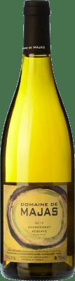 16,95 € Free Shipping | White wine Domaine de Majas I.G.P. Vin de Pays Roussillon Roussillon France Chardonnay Bottle 75 cl