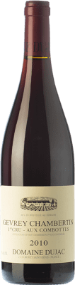 131,95 € Free Shipping | Red wine Domaine Dujac Gevrey-Chambertin 1Cru Aux Combottes Crianza 2010 A.O.C. Bourgogne Burgundy France Pinot Black Bottle 75 cl