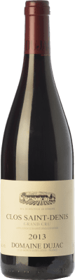 244,95 € Free Shipping | Red wine Domaine Dujac Grand Cru Crianza A.O.C. Clos Saint-Denis Burgundy France Pinot Black Bottle 75 cl
