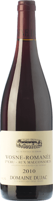 131,95 € Free Shipping | Red wine Domaine Dujac 1Cru Aux Malconsorts Crianza 2010 A.O.C. Vosne-Romanée Burgundy France Pinot Black Bottle 75 cl