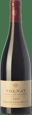 71,95 € Envío gratis | Vino tinto Domaine Henri Boillot Premier Cru Les Caillerets Crianza 2007 A.O.C. Volnay Borgoña Francia Pinot Negro Botella 75 cl
