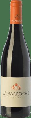 27,95 € Free Shipping   Red wine Domaine la Barroche Liberty Crianza A.O.C. Châteauneuf-du-Pape Rhône France Syrah, Grenache, Monastrell, Carignan, Cinsault Bottle 75 cl