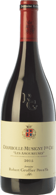 333,95 € Free Shipping | Red wine Robert Groffier Les Amoureuses Crianza A.O.C. Chambolle-Musigny Burgundy France Pinot Black Bottle 75 cl