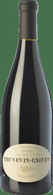 42,95 € Free Shipping | Red wine Thunevin-Calvet Hugo Crianza A.O.C. Côtes du Roussillon Villages Languedoc-Roussillon France Syrah, Grenache Bottle 75 cl