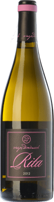 24,95 € Free Shipping | White wine Domènech Rita Crianza D.O. Montsant Catalonia Spain Grenache White, Macabeo Bottle 75 cl