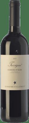 23,95 € Free Shipping | Red wine Domenico Clerico Trevigne D.O.C. Barbera d'Alba Piemonte Italy Barbera Bottle 75 cl
