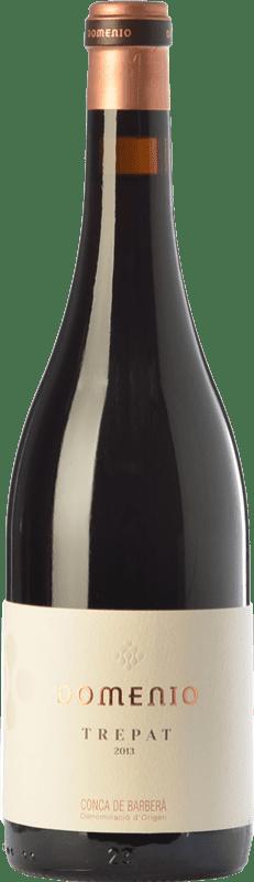 13,95 € Free Shipping | Red wine Domenys Domenio Joven D.O. Conca de Barberà Catalonia Spain Trepat Bottle 75 cl