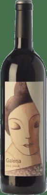 22,95 € Envío gratis | Vino tinto Domini de la Cartoixa Galena Crianza D.O.Ca. Priorat Cataluña España Merlot, Garnacha, Cabernet Sauvignon, Cariñena Botella 75 cl