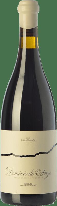 19,95 € Envoi gratuit | Vin rouge Dominio de Anza Selección de Parcelas Joven D.O. Bierzo Castille et Leon Espagne Grenache, Mencía, Sousón Bouteille 75 cl