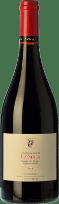 114,95 € Envío gratis | Vino tinto Dominio de Atauta La Mala Crianza 2009 D.O. Ribera del Duero Castilla y León España Tempranillo Botella 75 cl