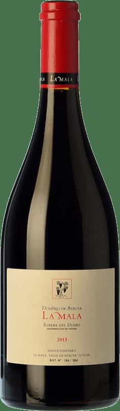 114,95 € Envoi gratuit   Vin rouge Dominio de Atauta La Mala Crianza 2009 D.O. Ribera del Duero Castille et Leon Espagne Tempranillo Bouteille 75 cl